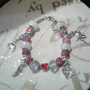 "Jewelry - ""Fairytale"" european bead bracelet"